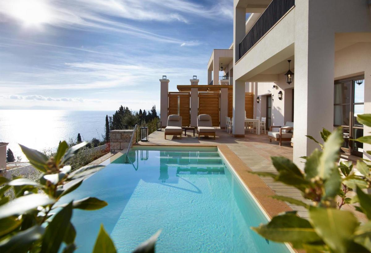 Hotel with private pool - Angsana Corfu Resort & Spa