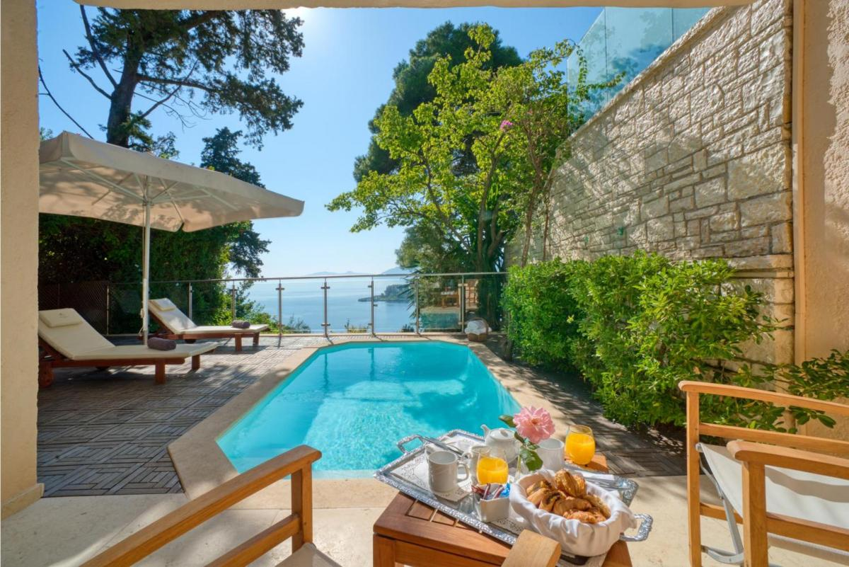 Hotel with private pool - Corfu Holiday Palace