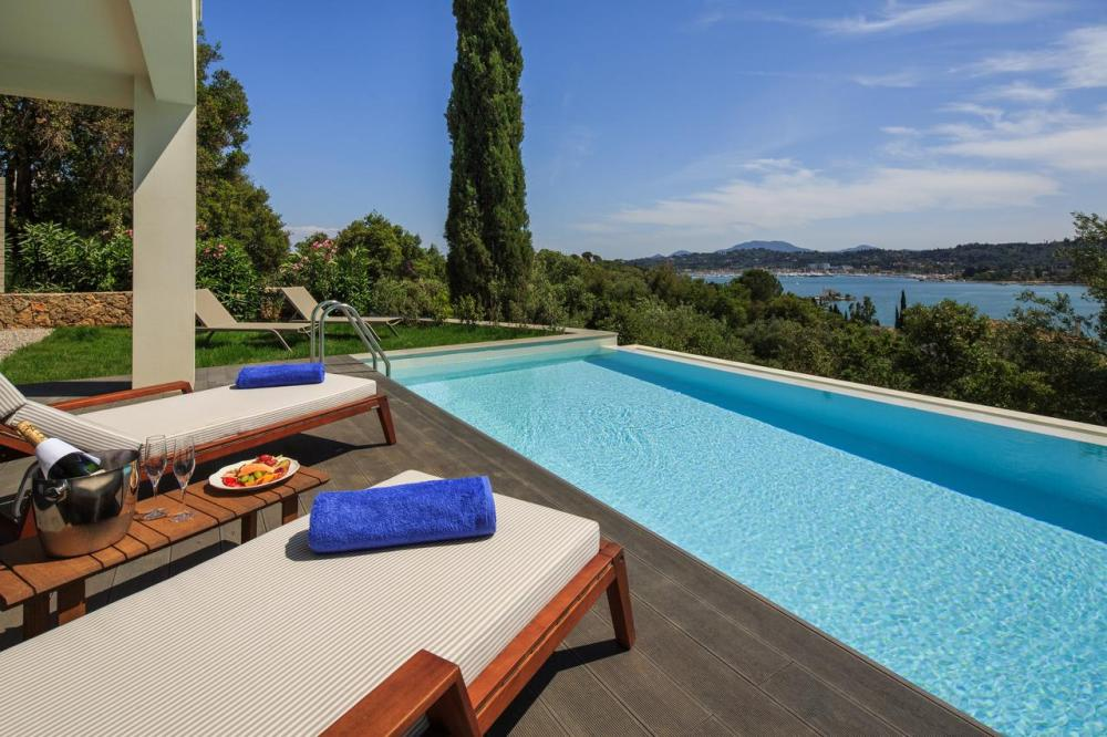 Hotel with private pool - Rodostamo Hotel & Spa- Adults Friendly