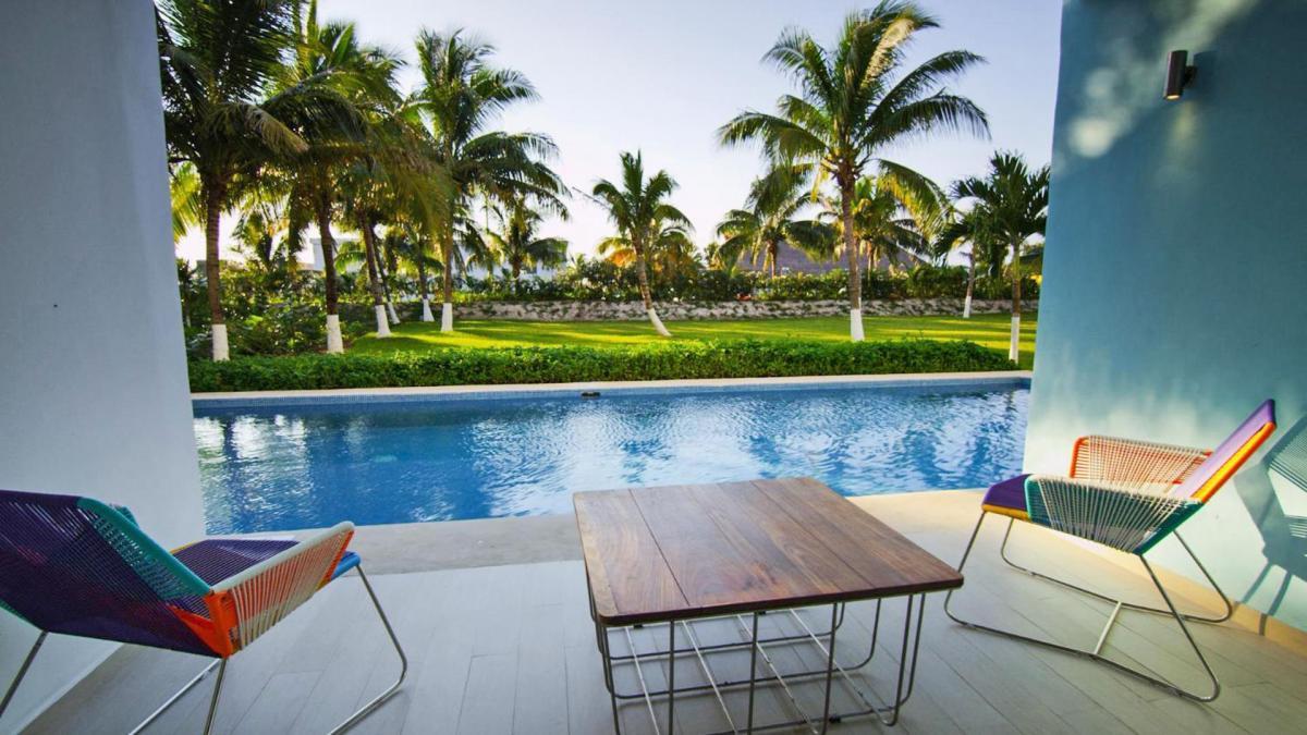 Hotel with private pool - Fiesta Americana Cozumel All Inclusive
