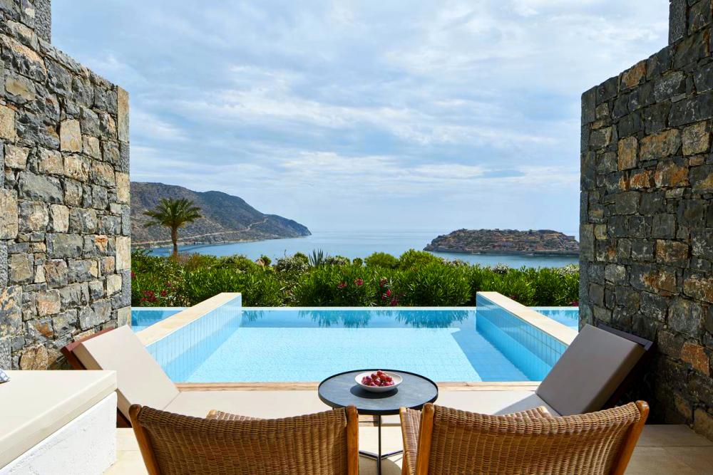 Hotel with private pool - Blue Palace Elounda, a Luxury Collection Resort