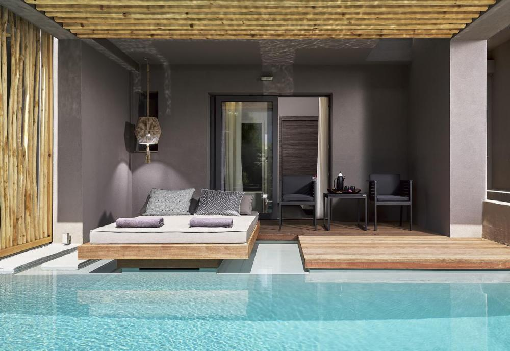 Hotel with private pool - Elysium Boutique Hotel & Spa (Adults Only)