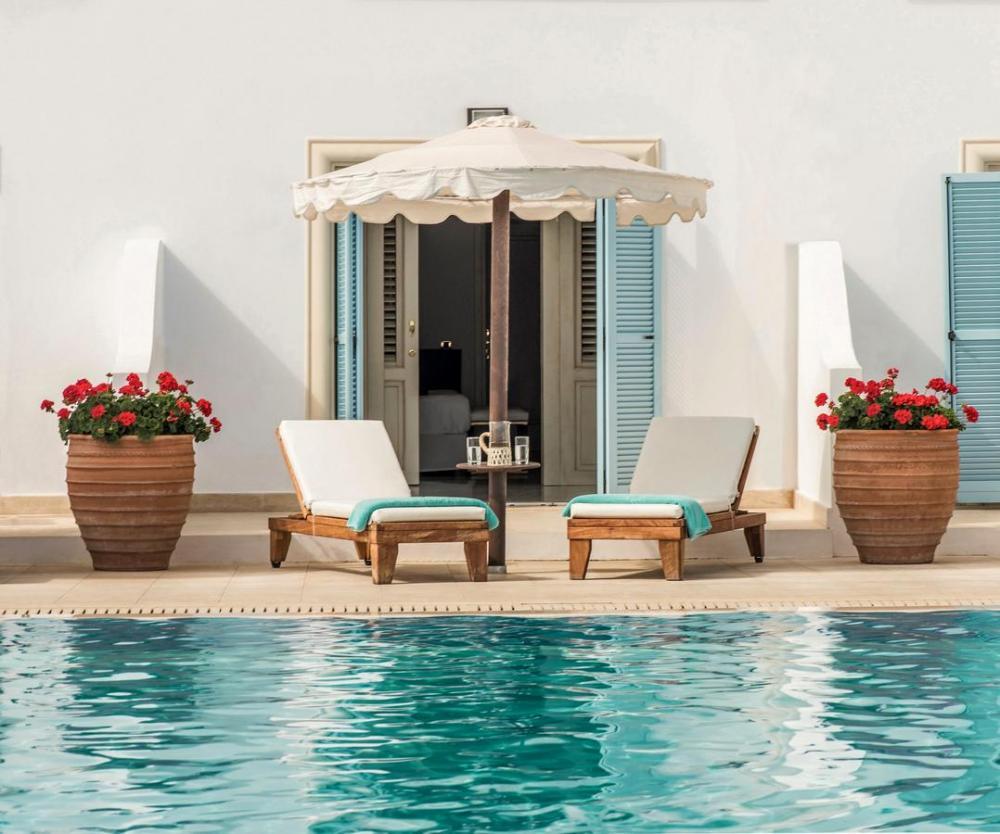 Hotel with private pool - Mitsis Laguna Resort & Spa
