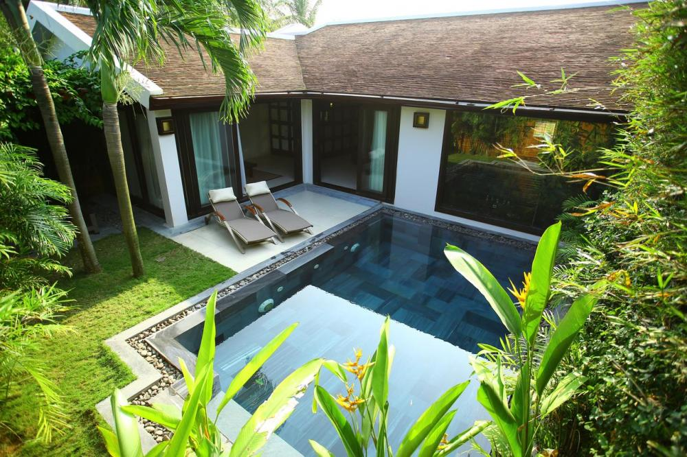 Hotel with private pool - TIA Wellness Resort - Spa Inclusive