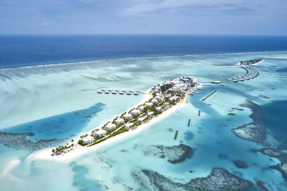 Hotel with private pool - Riu Palace Maldivas- All Inclusive