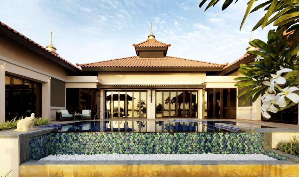 Hotel with private pool - Anantara The Palm Dubai Resort