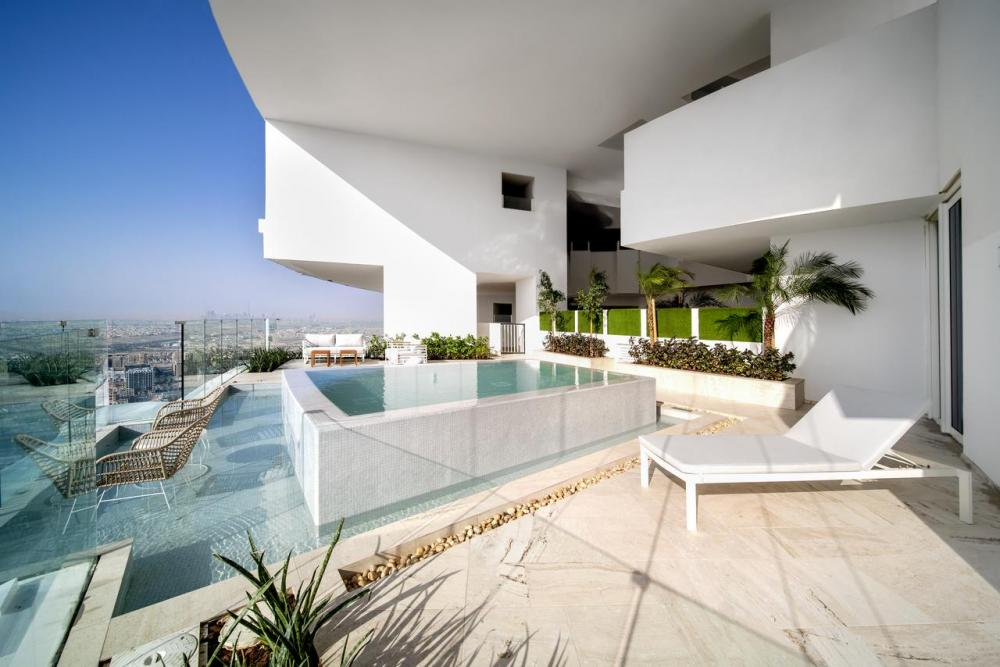 Hotel with private pool - Five Jumeirah Village
