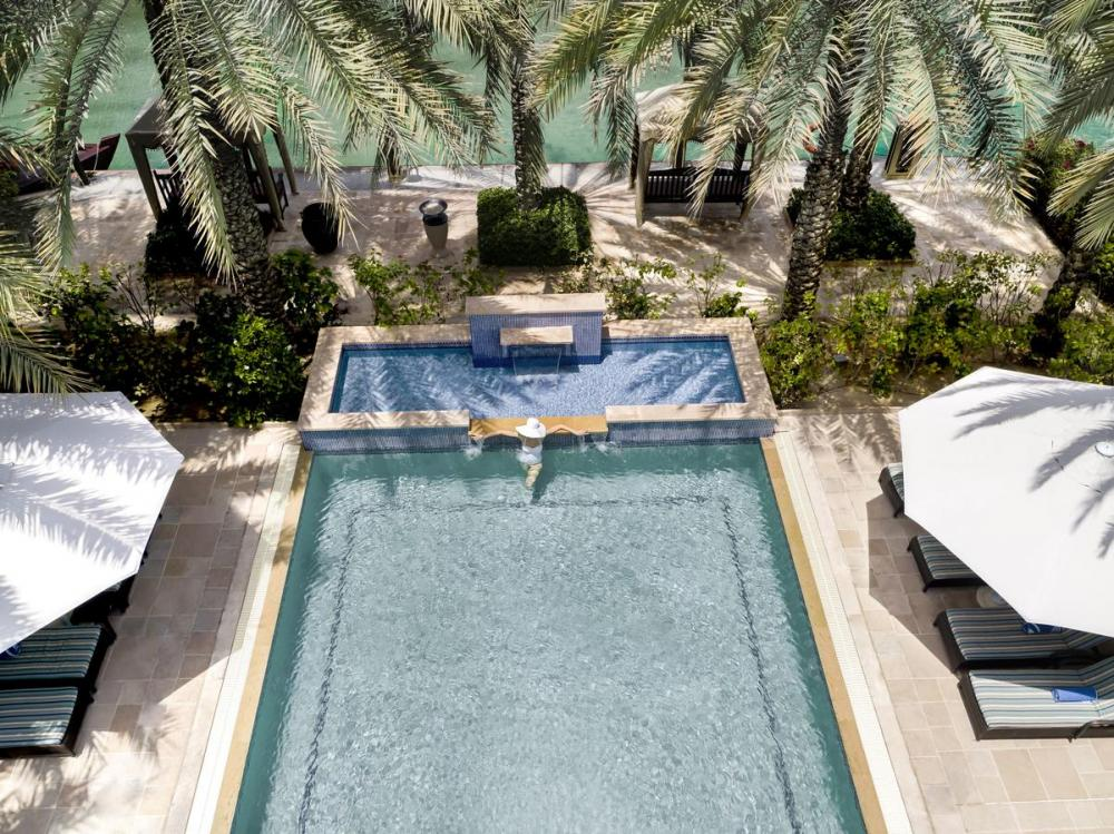 Hotel with private pool - Jumeirah Dar Al Masyaf