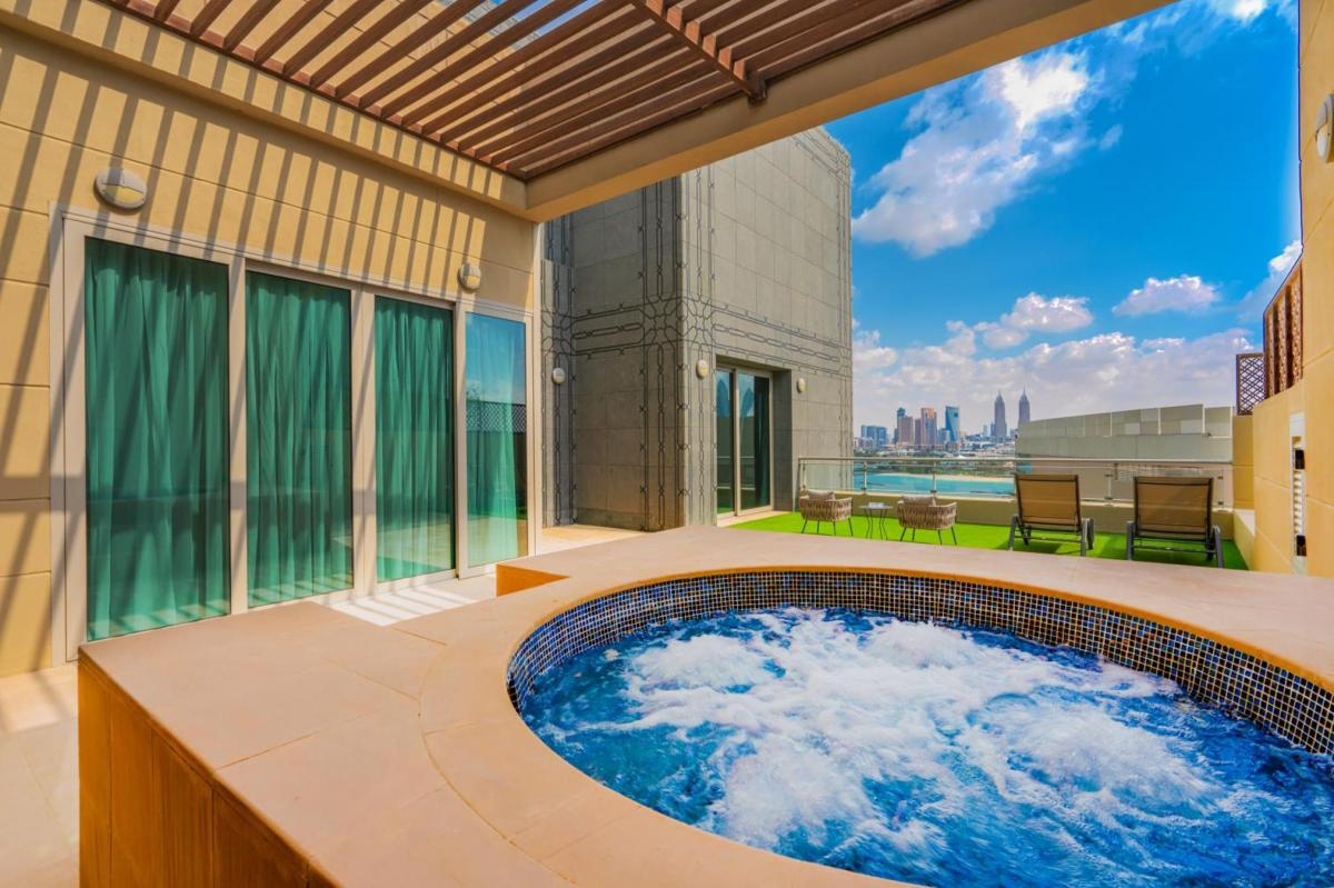 Hotel with private pool - Rixos The Palm Luxury Suite Collection - Ultra All Inclusive