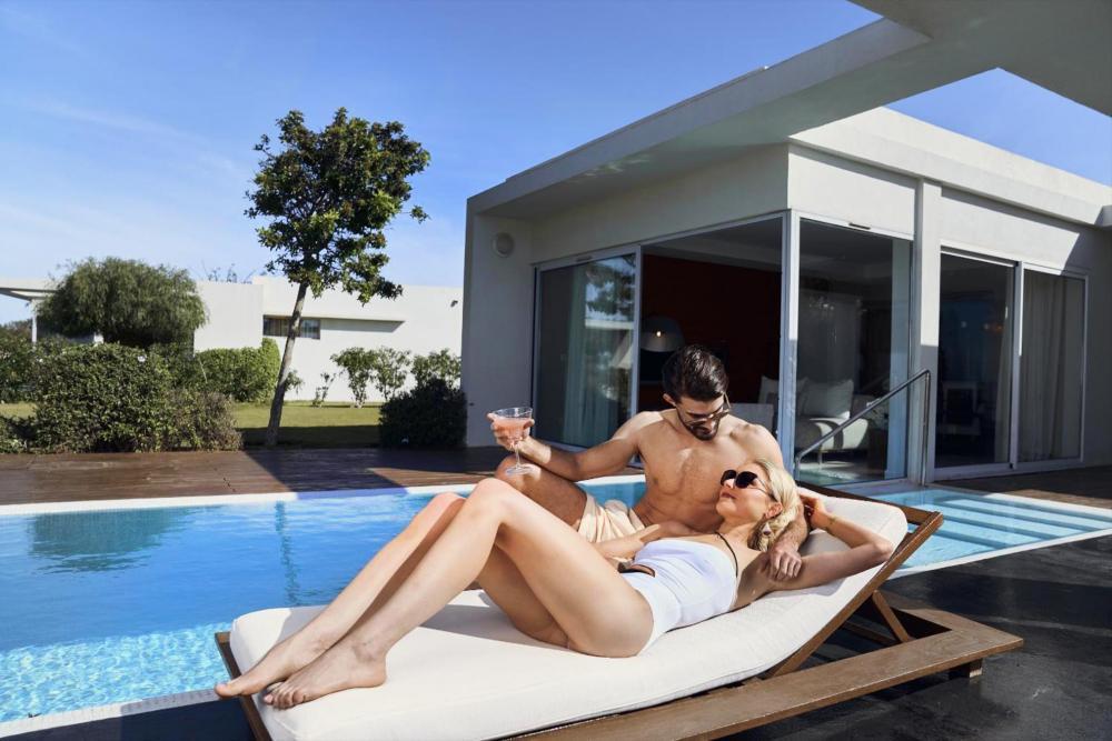 Hotel with private pool - Sofitel Essaouira Mogador Golf & Spa