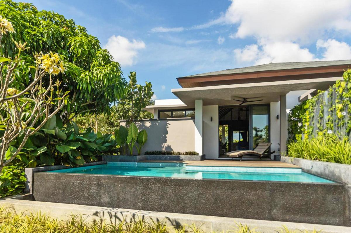 Hotel with private pool - Mangala Resort and Spa - All Villa