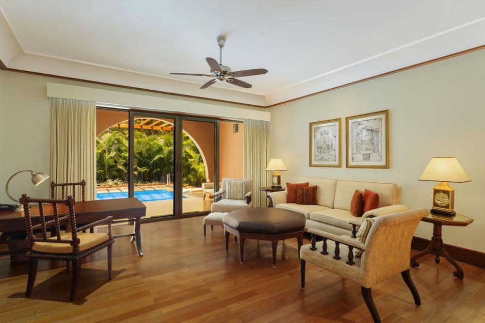 Hotel with private pool - ITC Grand Goa, a Luxury Collection Resort & Spa, Goa