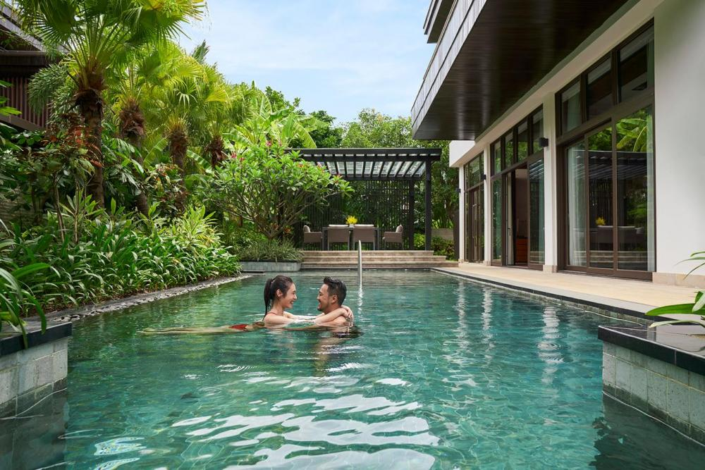 Hotel with private pool - Grand Hyatt Sanya Haitang Bay Resort and Spa