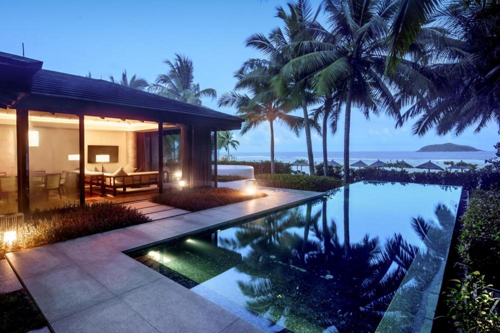 Hotel with private pool - Le Méridien Shimei Bay Beach Resort & Spa