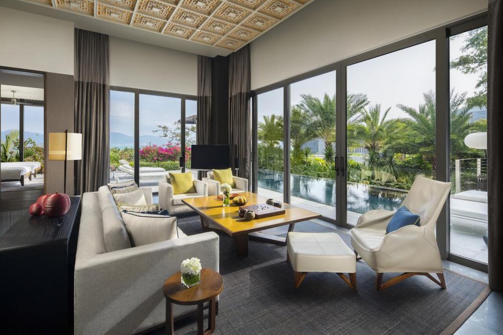 Hotel with private pool - Park Hyatt Sanya Sunny Bay Resort