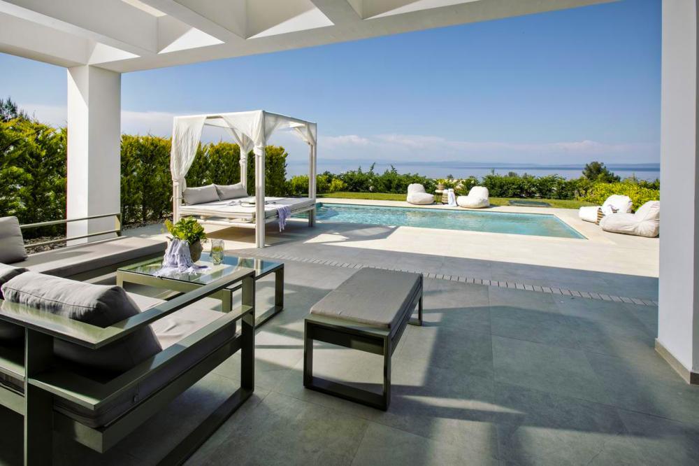 Hotel with private pool - Bellevue Villas with private pool