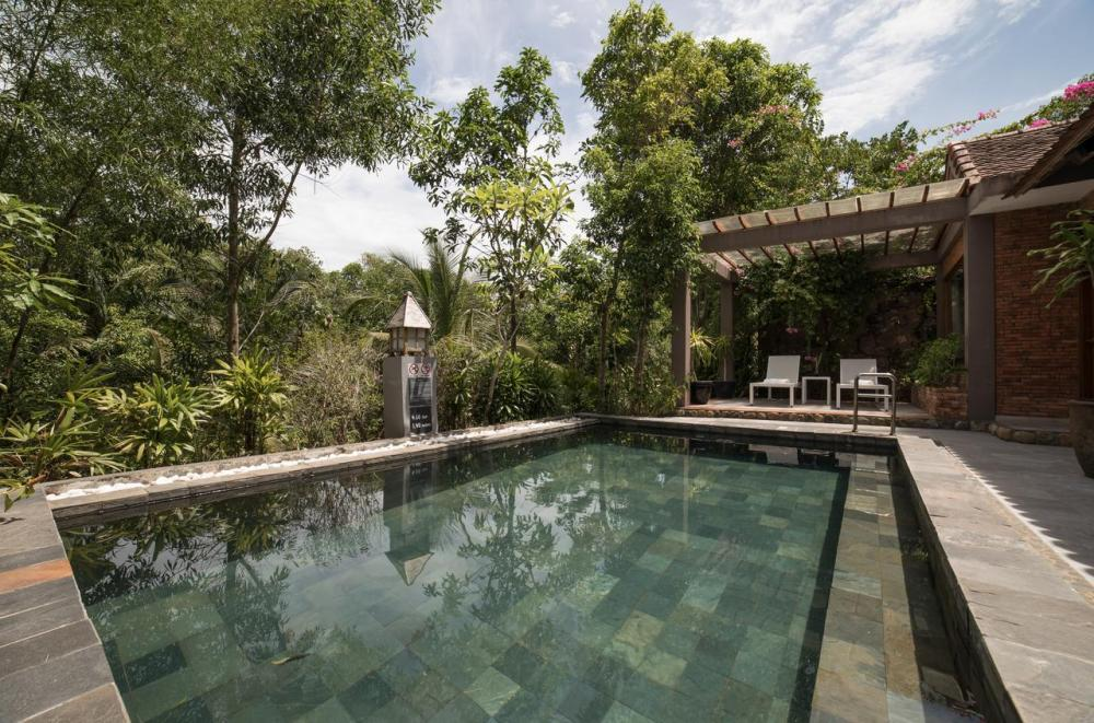 Hotel with private pool - Pilgrimage Village Boutique Resort & Spa