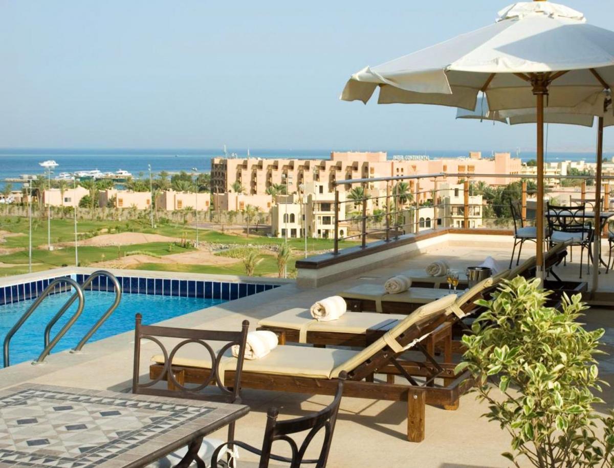 Hotel with private pool - Steigenberger Aldau Beach Hotel