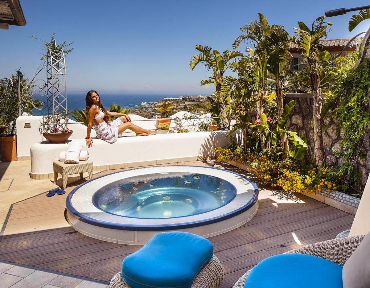 Hotel with private pool - Sorriso Thermae Resort & Spa