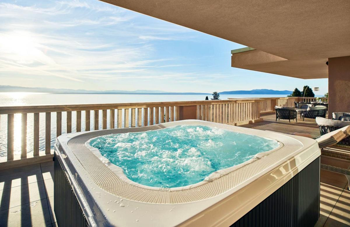 Hotel with private pool - Ikador Luxury Boutique Hotel & Spa