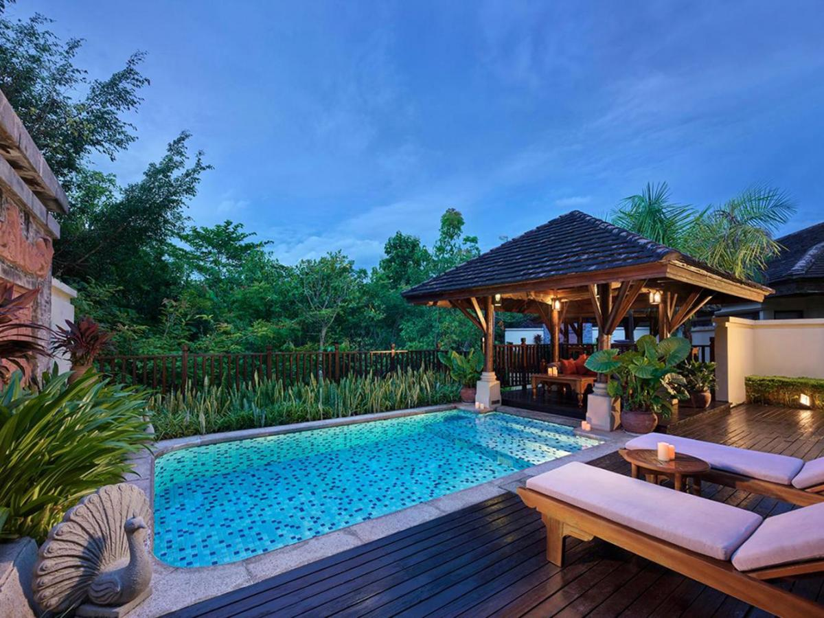 Hotel with private pool - Anantara Xishuangbanna Resort