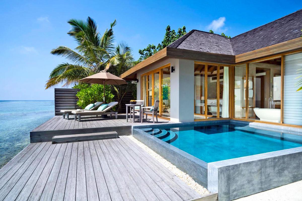 Hotel with private pool - Anantara Veli Maldives Resort