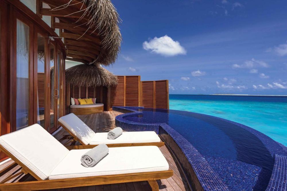 Hotel with private pool - OBLU SELECT at Sangeli- Premium All Inclusive