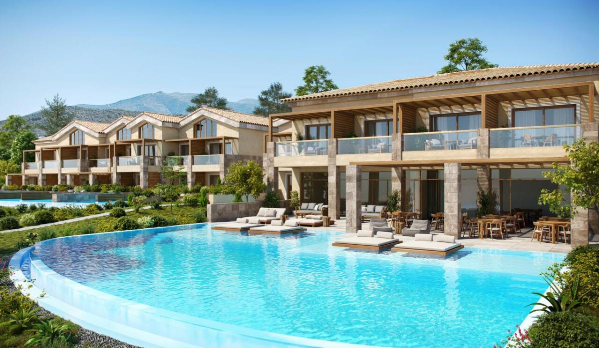 Hotel with private pool - Electra Kefalonia Hotel & Spa
