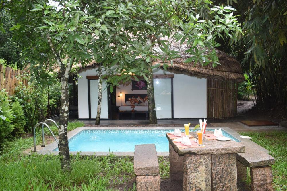 Hotel with private pool - Amritara Shalimar Spice Garden