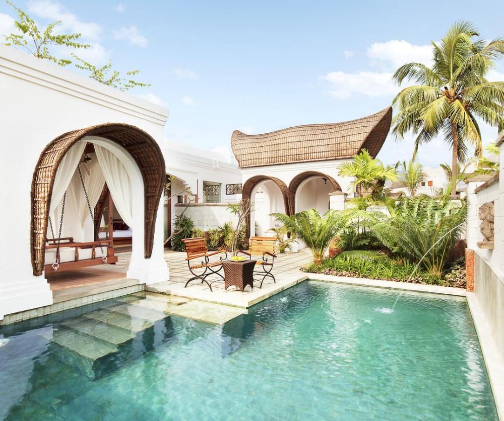 Hotel with private pool - Taj Bekal Resort & Spa, Kerala