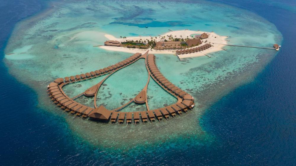 Hotel with private pool - Cinnamon Velifushi Maldives