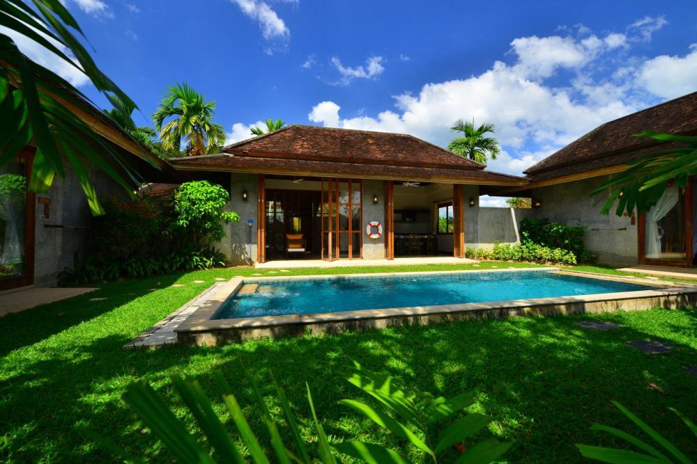 Hotel with private pool - Bor Saen Villa & Spa