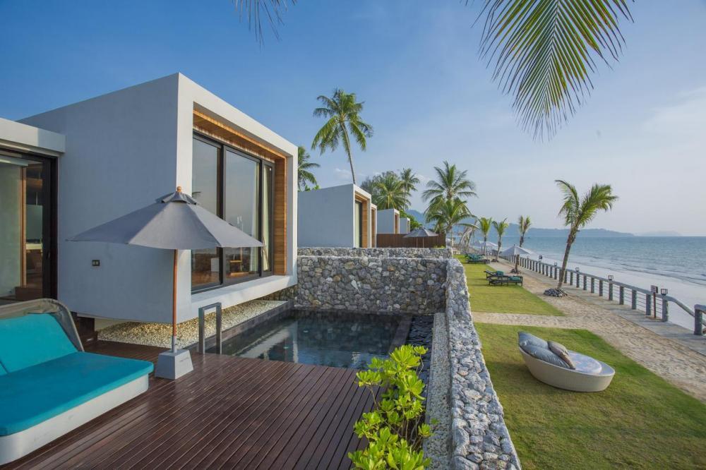 Hotel with private pool - Casa De La Flora
