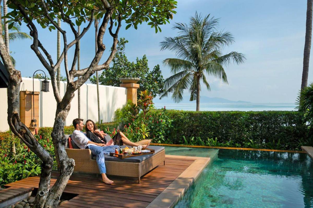 Hotel with private pool - Anantara Bophut Koh Samui Resort