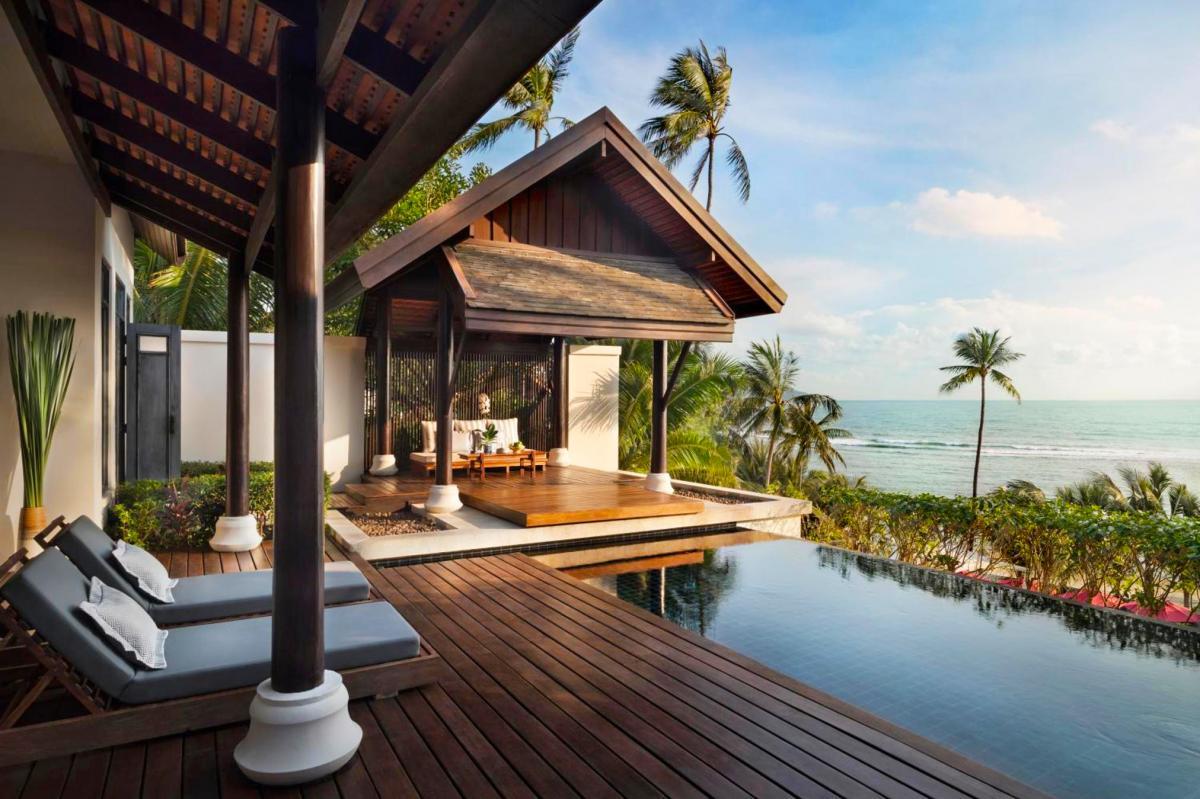 Hotel with private pool - Anantara Lawana Koh Samui Resort