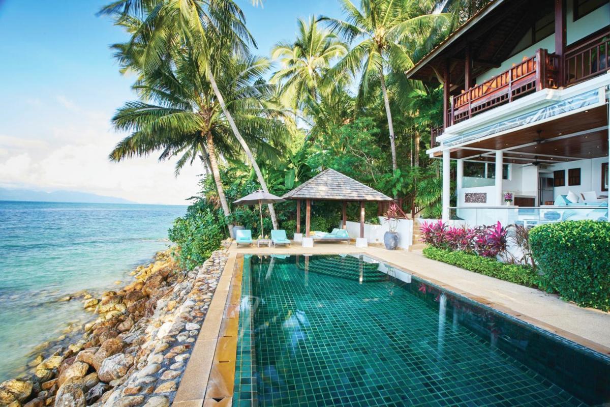 Hotel with private pool - Napasai, A Belmond Hotel, Koh Samui