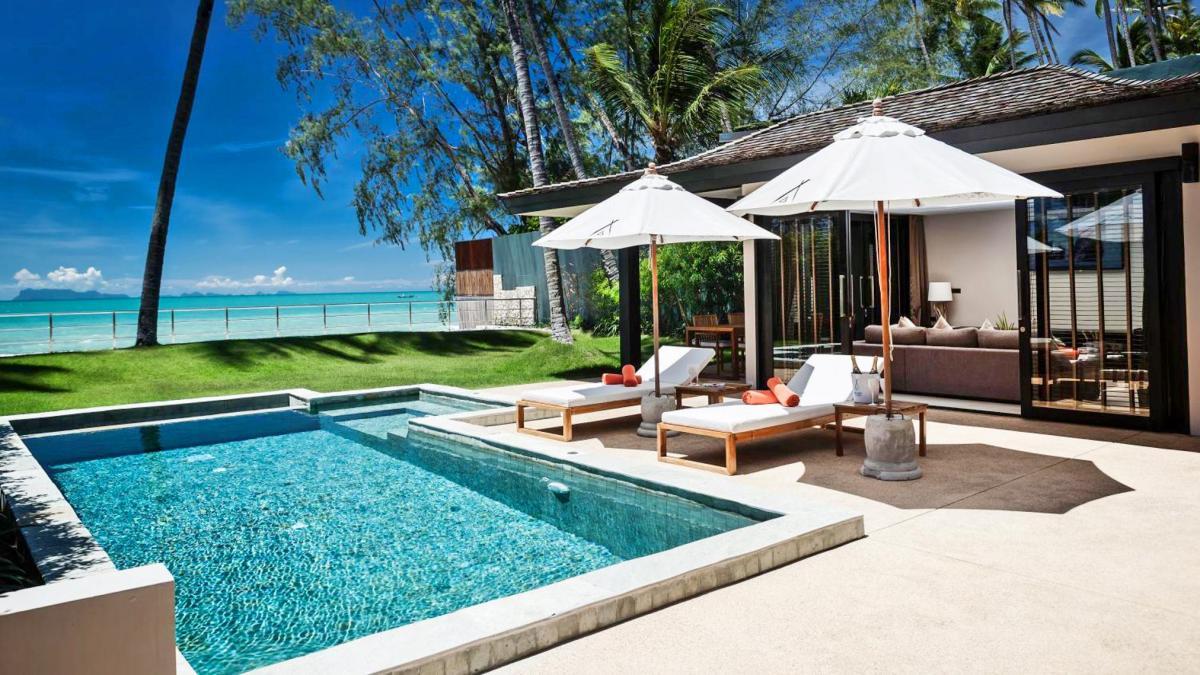 Hotel with private pool - Nikki Beach Resort & Spa Koh Samui