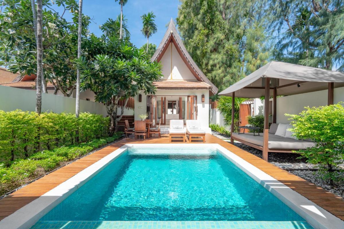 Hotel with private pool - SALA Samui Choengmon Beach