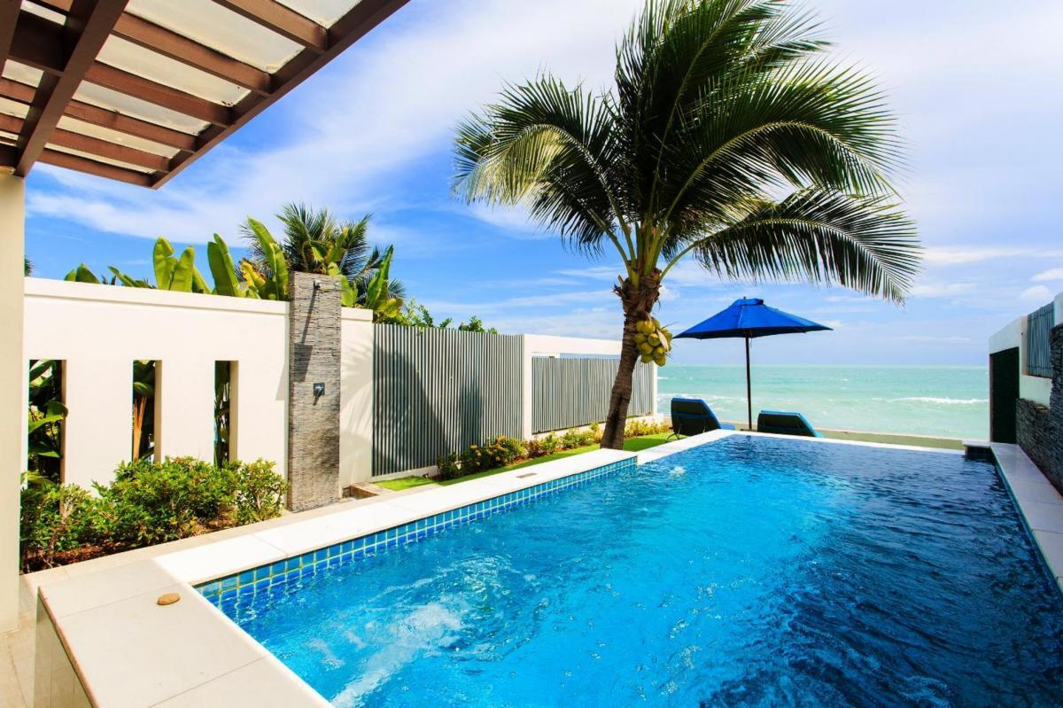 Hotel with private pool - Samui Resotel Beach Resort