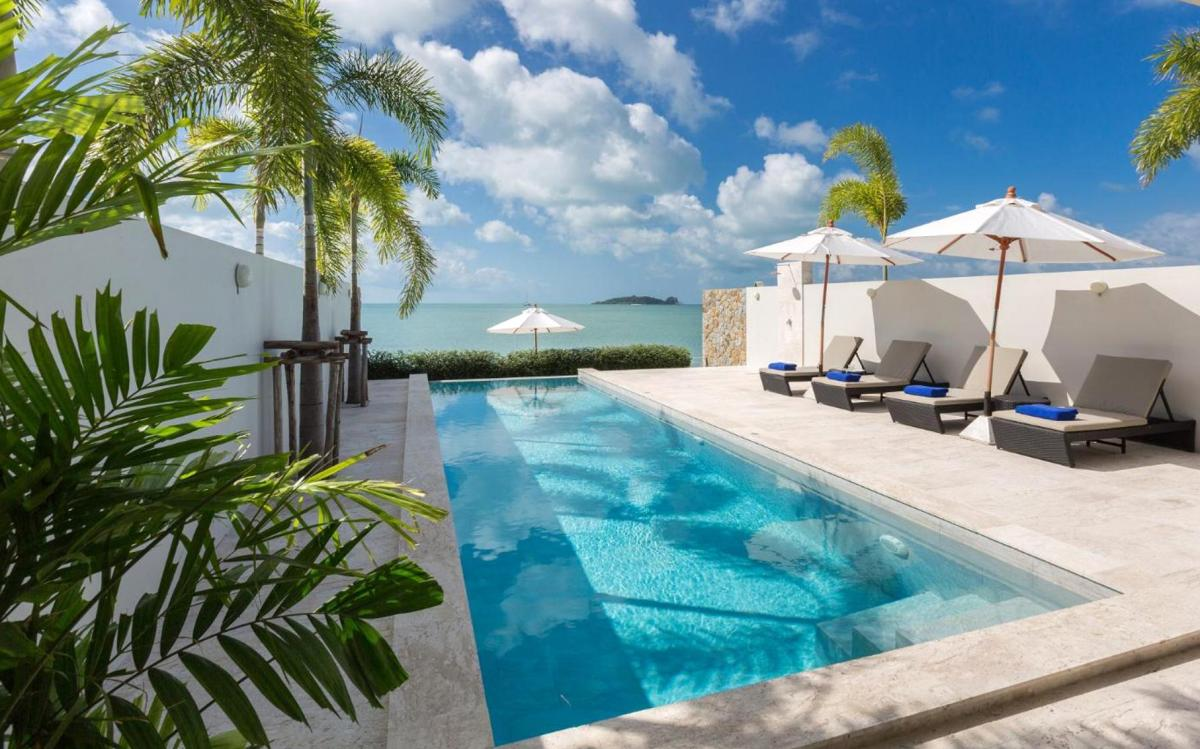 Hotel with private pool - Skye Beach Hotel