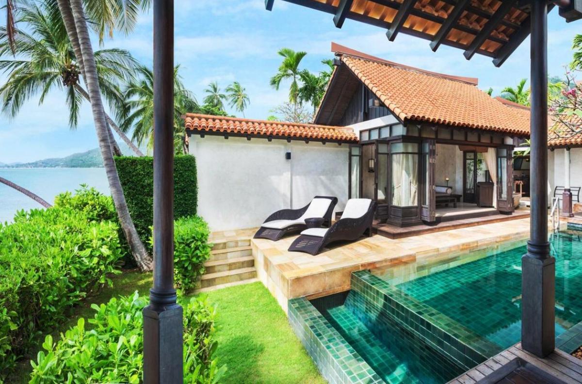 Hotel with private pool - The Lamai Samui