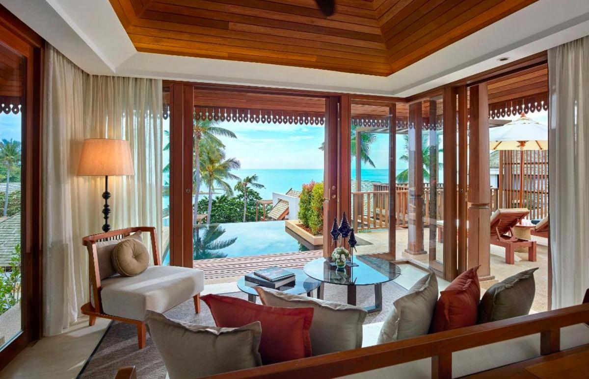 Hotel with private pool - The Ritz-Carlton, Koh Samui