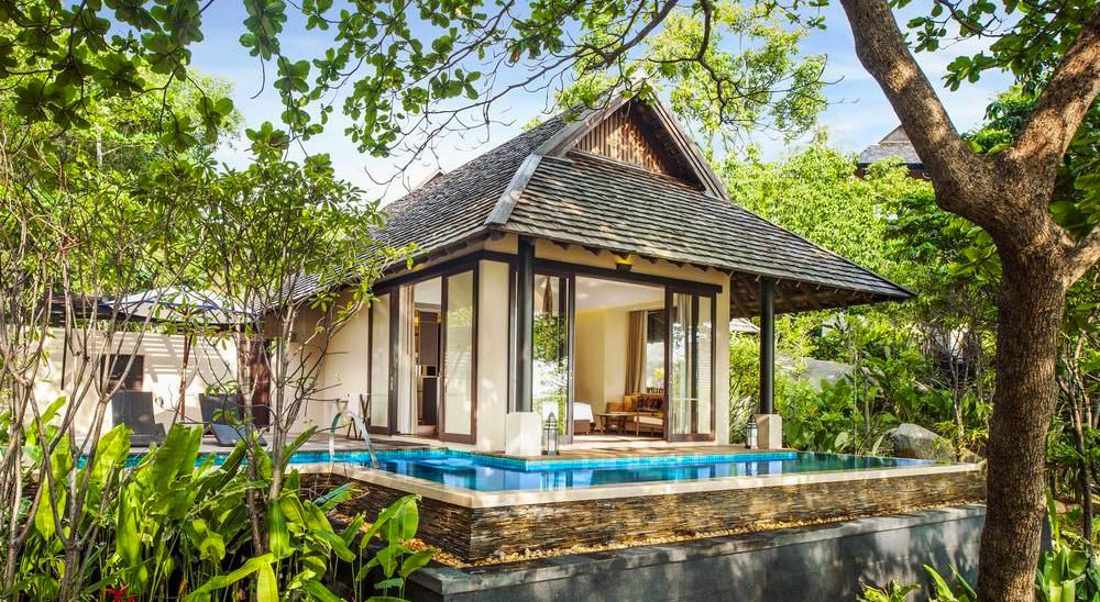 Hotel with private pool - Vana Belle, A Luxury Collection Resort