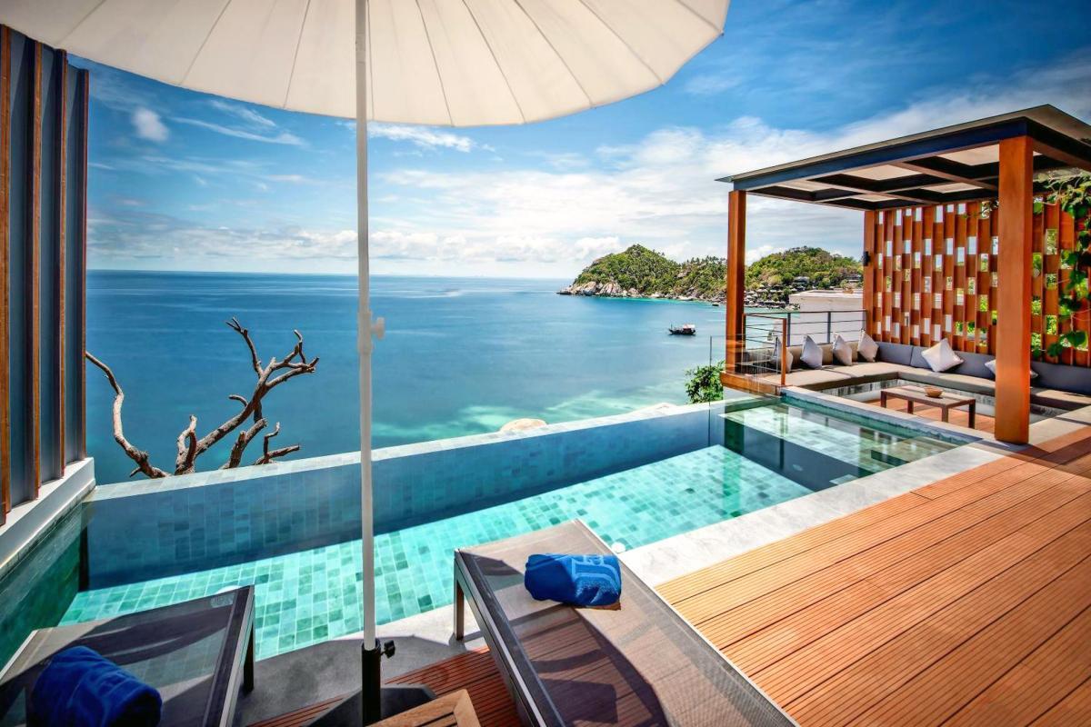 Hotel with private pool - Jamahkiri Resort & Spa