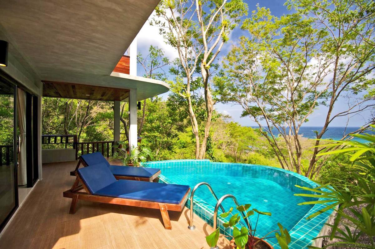 Hotel with private pool - Tanote Villa