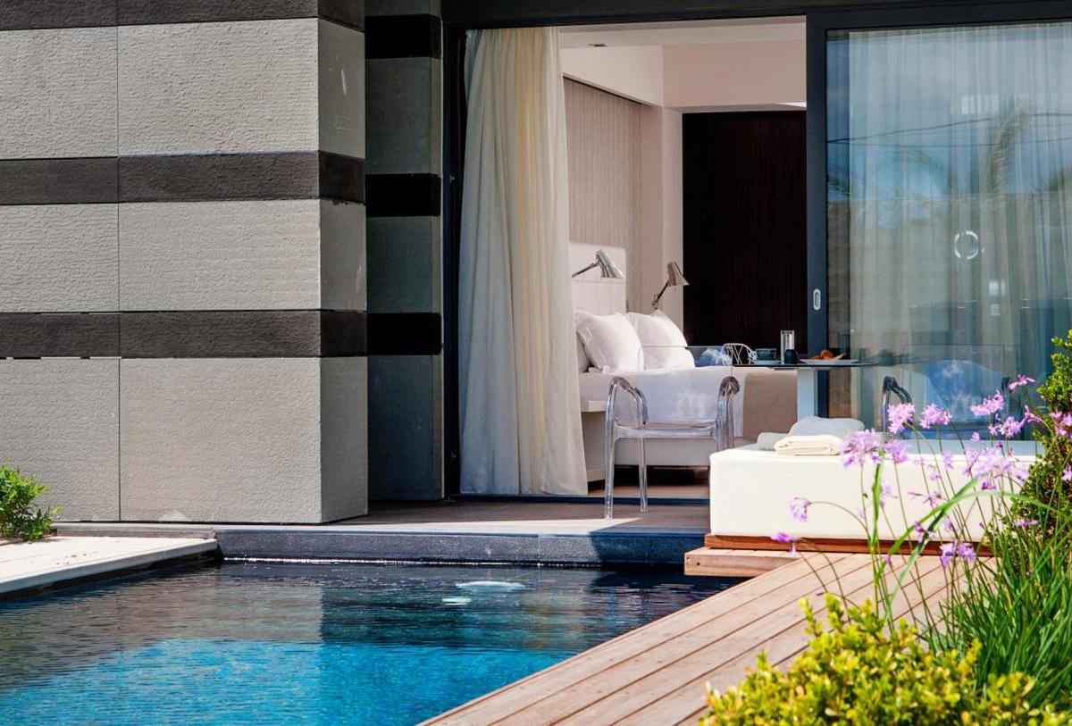 Hotel with private pool - Aqua Blu Boutique Hotel & Spa, Adults Only- Small Luxury Hotels of the World