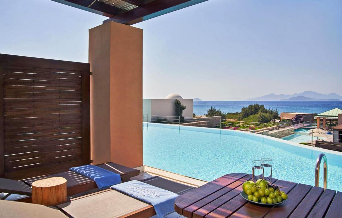 Hotel with private pool - Atlantica Belvedere Resort - Adults Only