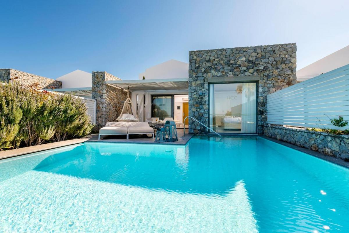 Hotel with private pool - Diamond Deluxe Hotel - Adults Only