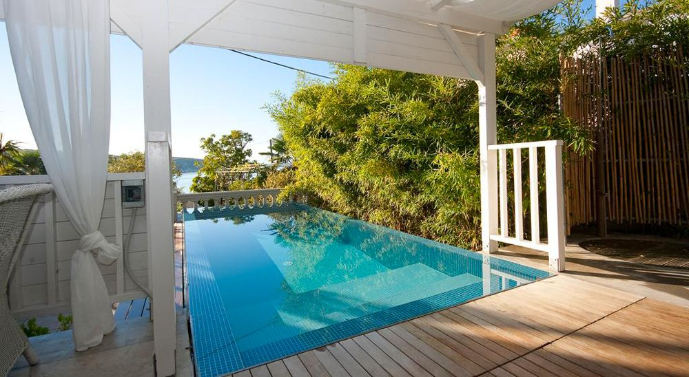 Hotel with private pool - Apartments Pavi