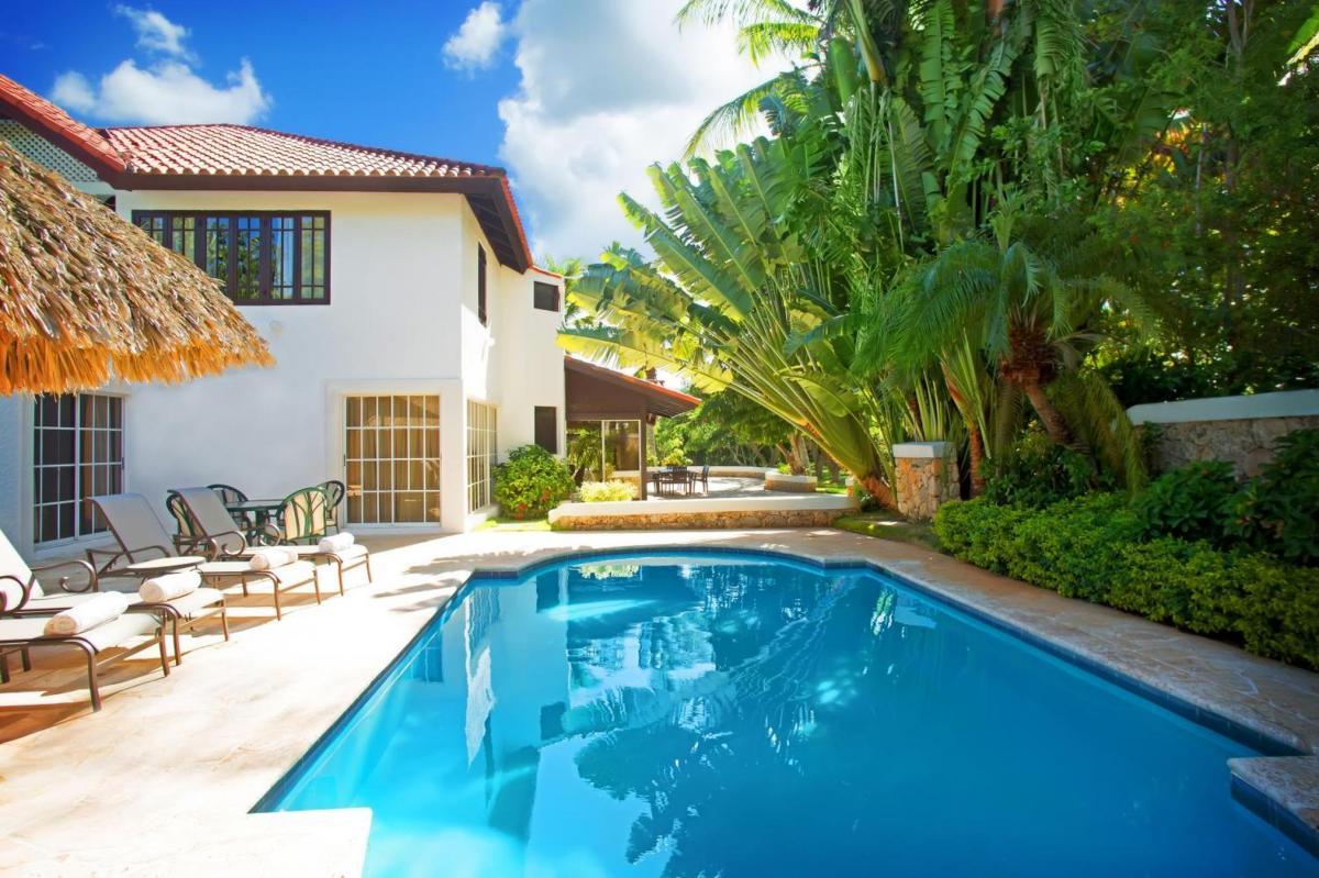 Hotel with private pool - Casa de Campo Resort & Villas